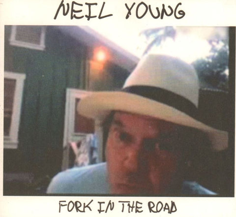 Neil Young-Fork In The Road-Reprise-CD Album