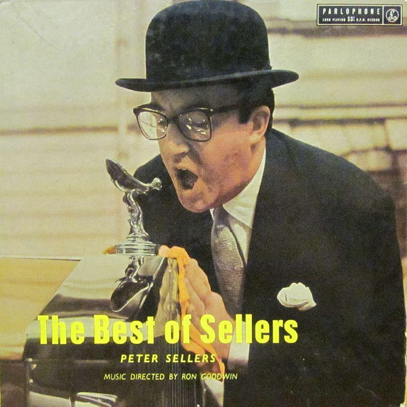 "Peter Sellers-The Best Of-Parlophone-10"" Vinyl"