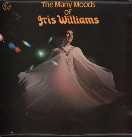 Iris Williams-The Many Moods Of-CBW-Vinyl LP