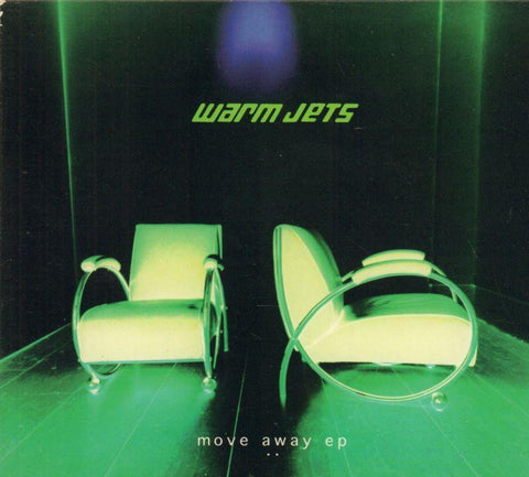 Warm Jets-Move Away EP-CD Album