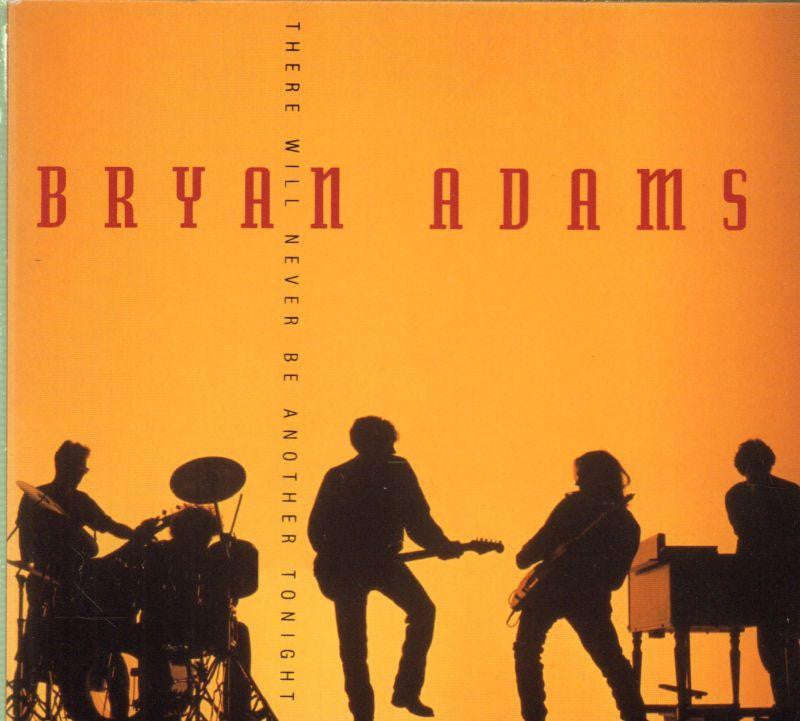 Bryan Adams-There Will Never Be Another Tonight-CD Album