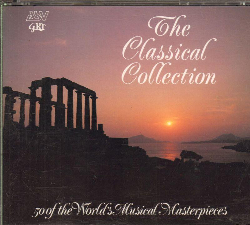 Various Classical-The Classical Collection-3CD Album Box Set