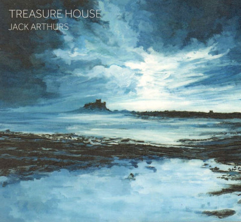 Jack Arthurs-Treasure House-Bad Elephant-CD Album