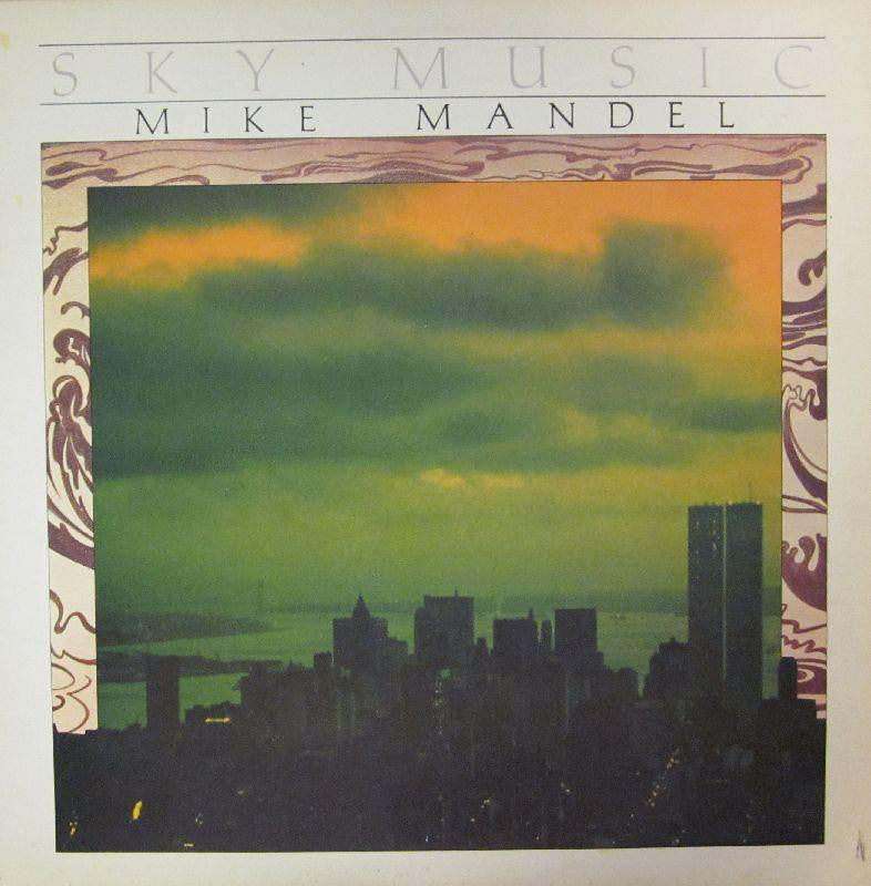 Mike Mandel-Sky Music-Vanguard Records-Vinyl LP