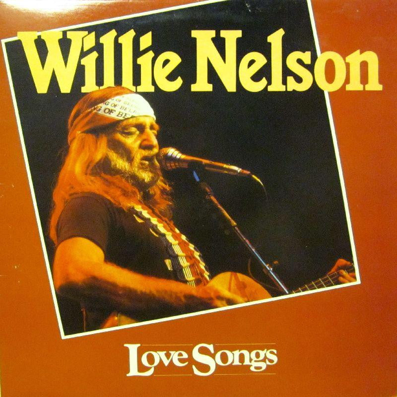 Willie Nelson-Love Songs-Arena-Vinyl LP