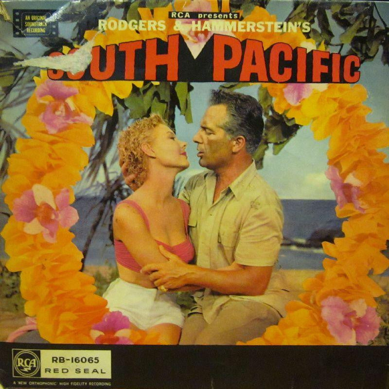 Rodgers & Hammerstein-South Pacific-RCA Red Seal-Vinyl LP Gatefold