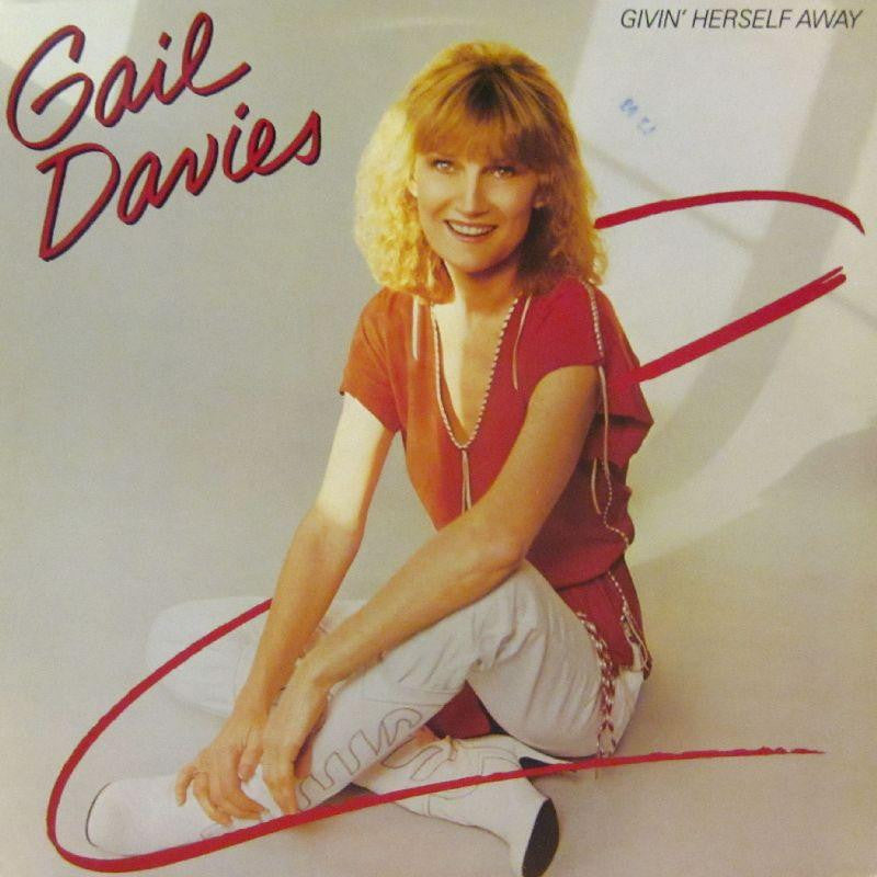 Gail Davies-Givin' Herself Away-Warner-Vinyl LP