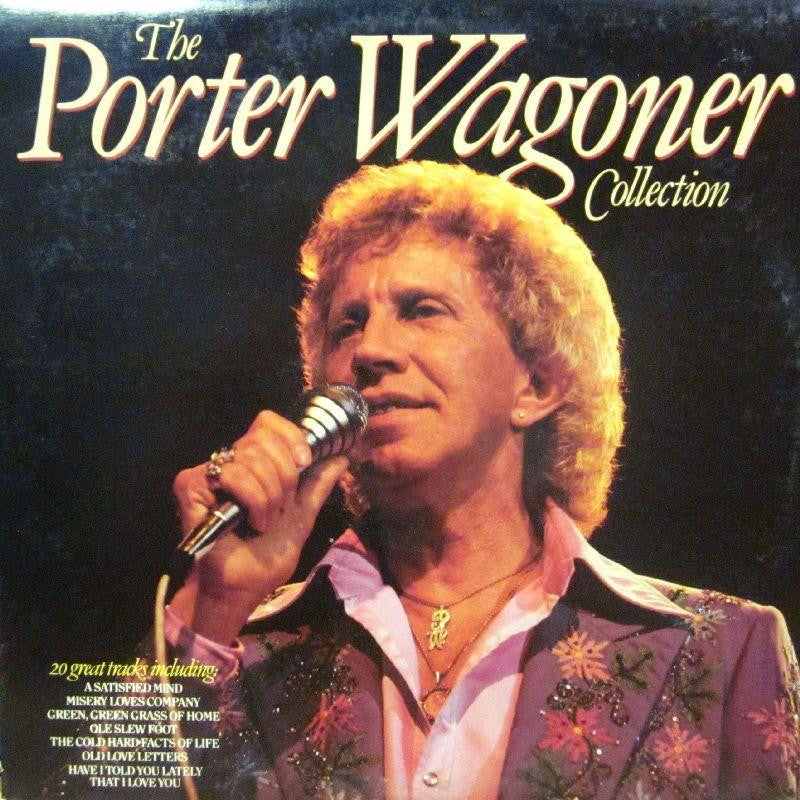 "Porter Wagoner-The Collection-Premier-2x12"" Vinyl LP Gatefold"