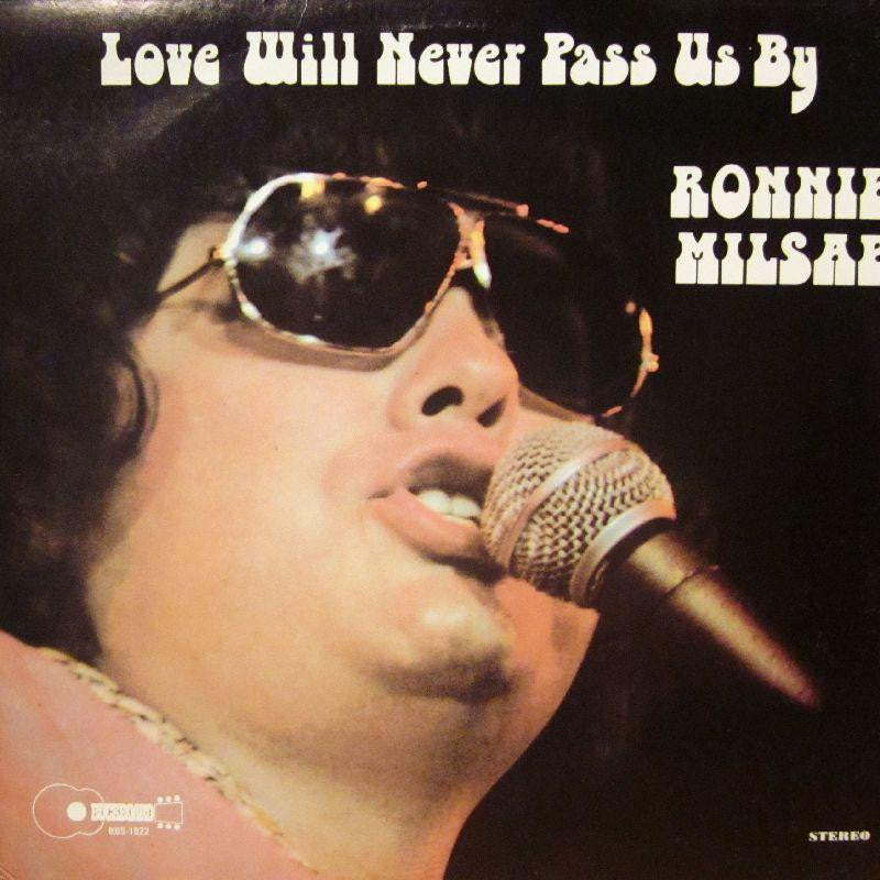 Ronnie Milsap-Love Will Never Pass Us By-Buckboard-Vinyl LP