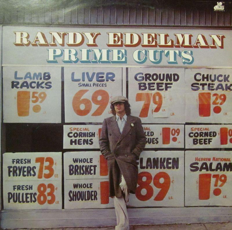 Randy Edelman-Prime Cuts-20th Century-Vinyl LP