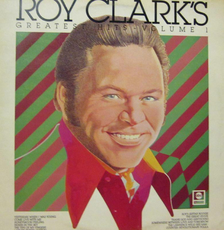Roy Clark-Greatest Hits Volume 1-abc-Vinyl LP