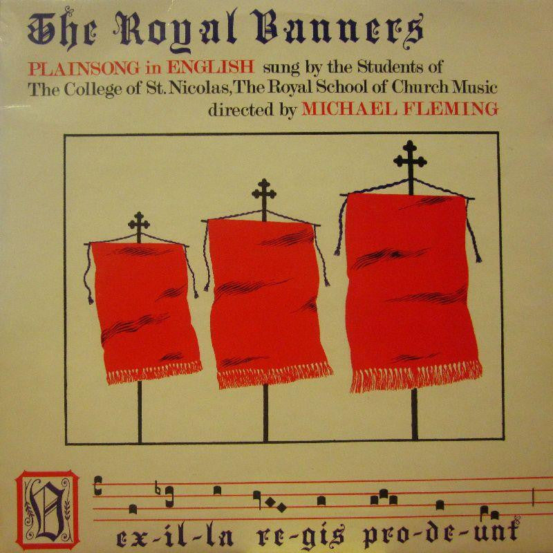 The Royal Banners-Plain Song In English-Welkyn-Vinyl LP