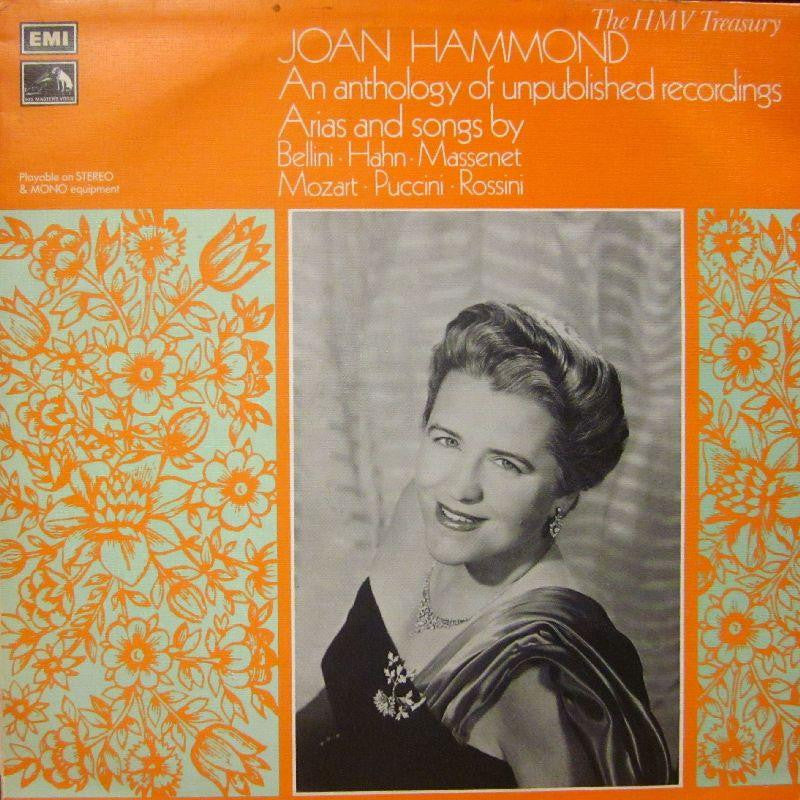 Joan Hammond-An Anthology Of Unpublished Recordings-HMV-Vinyl LP