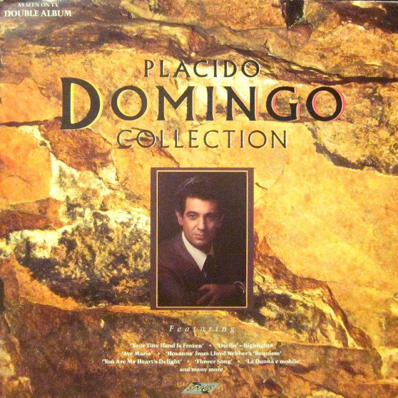 "Placido Domingo-The Collection-Stylus-2x12"" Vinyl LP Gatefold"