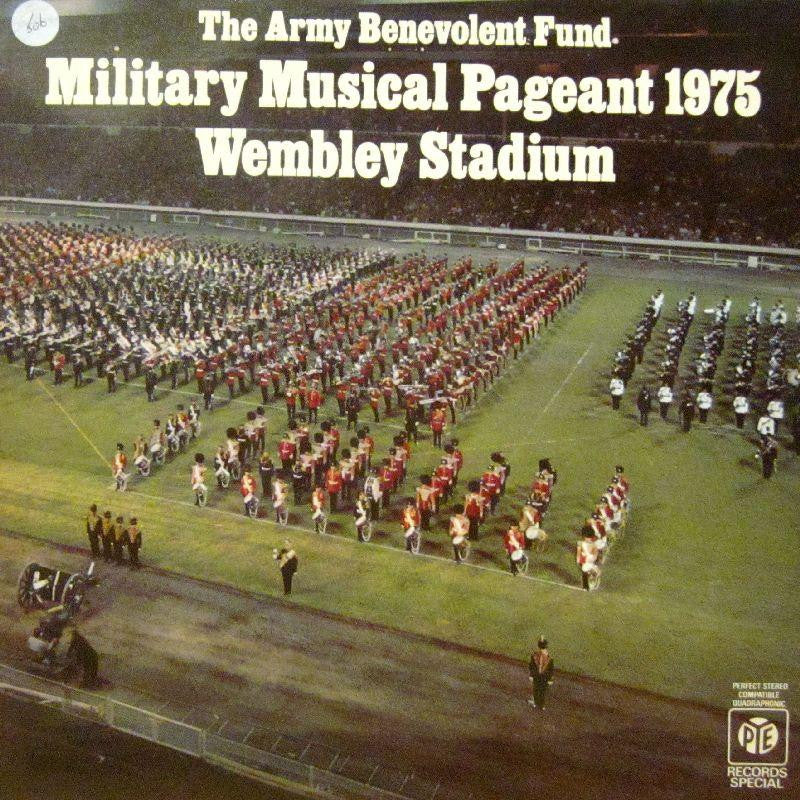 "The Army Benevolent Fund-Military Musical Pageant 1975-Pye-2x12"" Vinyl LP Gatefold"