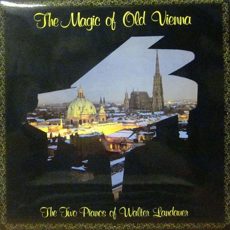 Walter Landauer-The Magic Of Old Vienna-Landomer-Vinyl LP