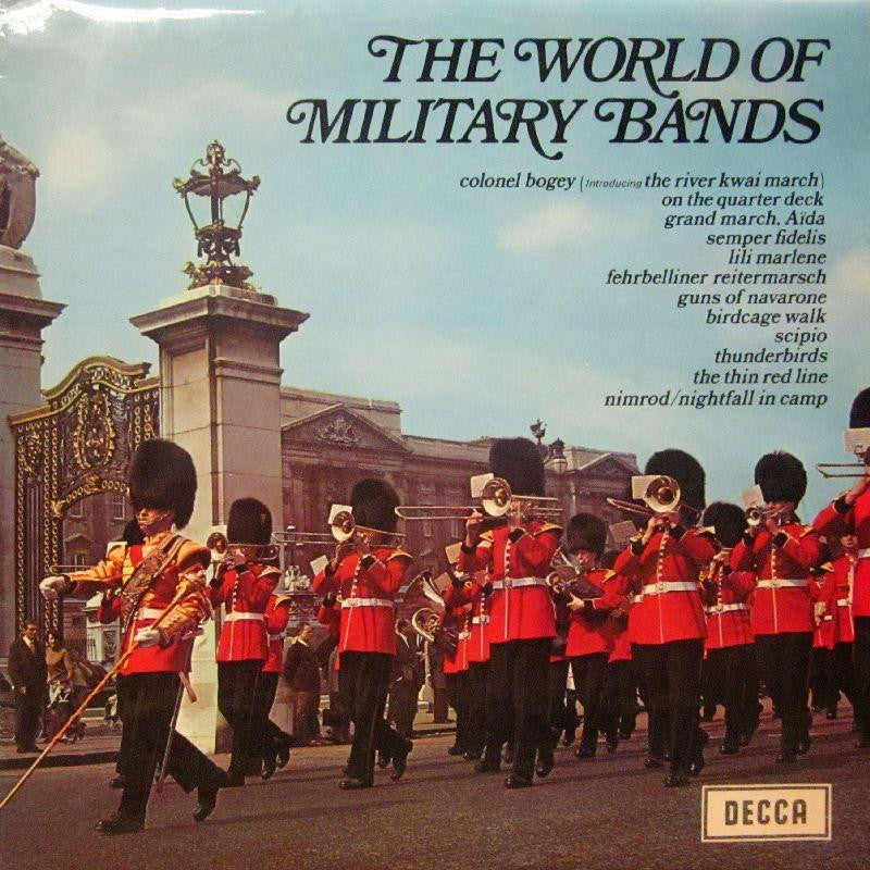 The World Of-Military Bands-Decca-Vinyl LP
