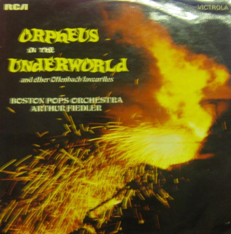 Offenbach-Orpheus In The Underworld-RCA-Vinyl LP
