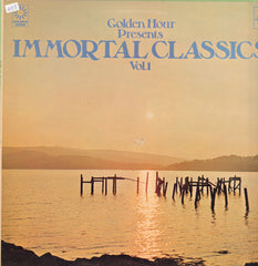 Golden Hour Presents-Immortal Classics-Golden Hour-Vinyl LP