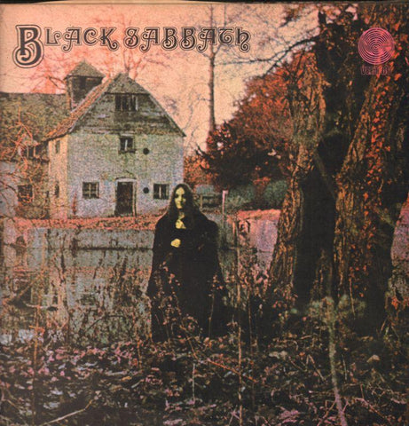 Black Sabbath-Black Sabbath-Vertigo-Vinyl LP Gatefold