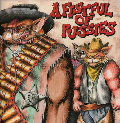 A Fistful Of Pussies-Anagram-Vinyl LP