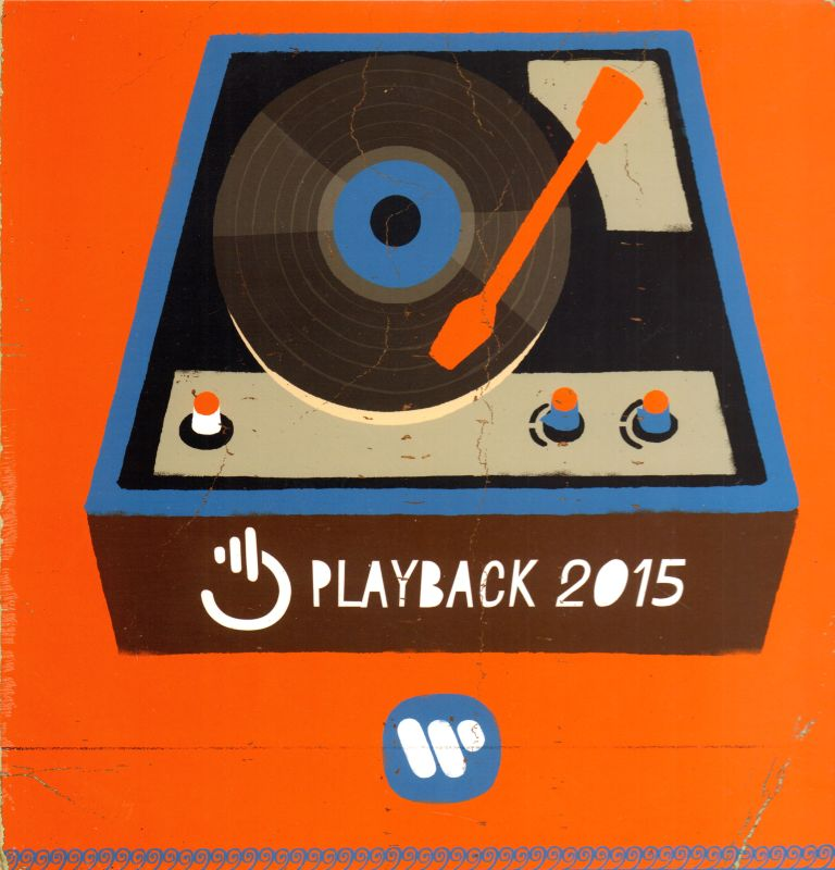 Playback 2015-Warner-Vinyl LP