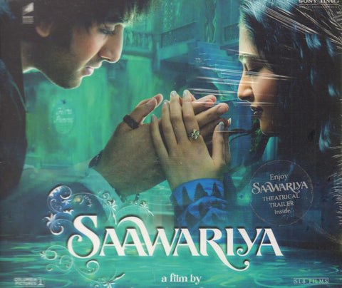 Saawariya-Soundtrack-CD Album