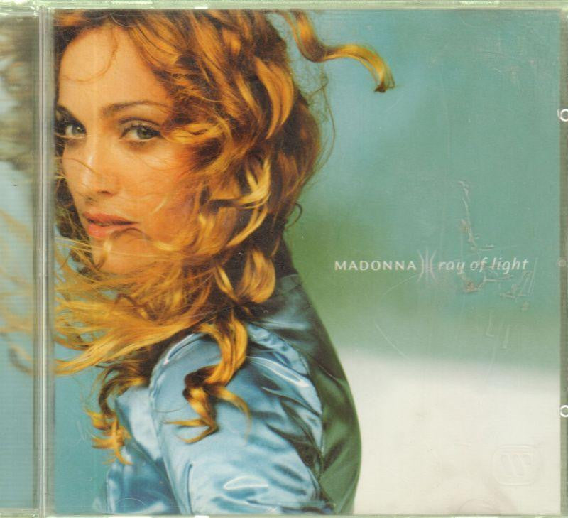 Madonna-Ray Of Light-CD Album