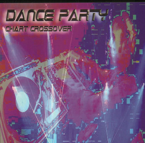Peak & Boom-Dance Party Chart Crossover-Unity-CD Album