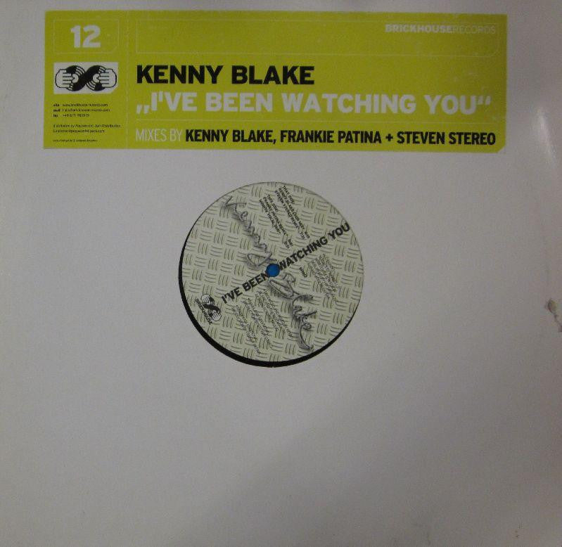 "Kenny Blake-Ive Been Watching You-Brickhouse-12"" Vinyl"