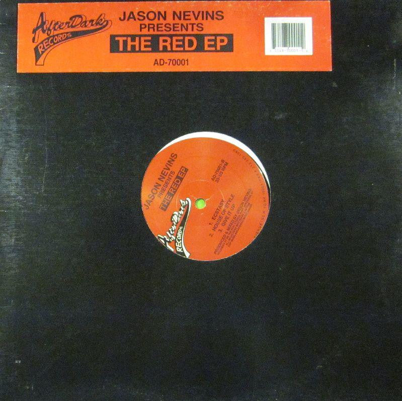 "Jason Nevins-The Red-After Dark-12"" Vinyl"