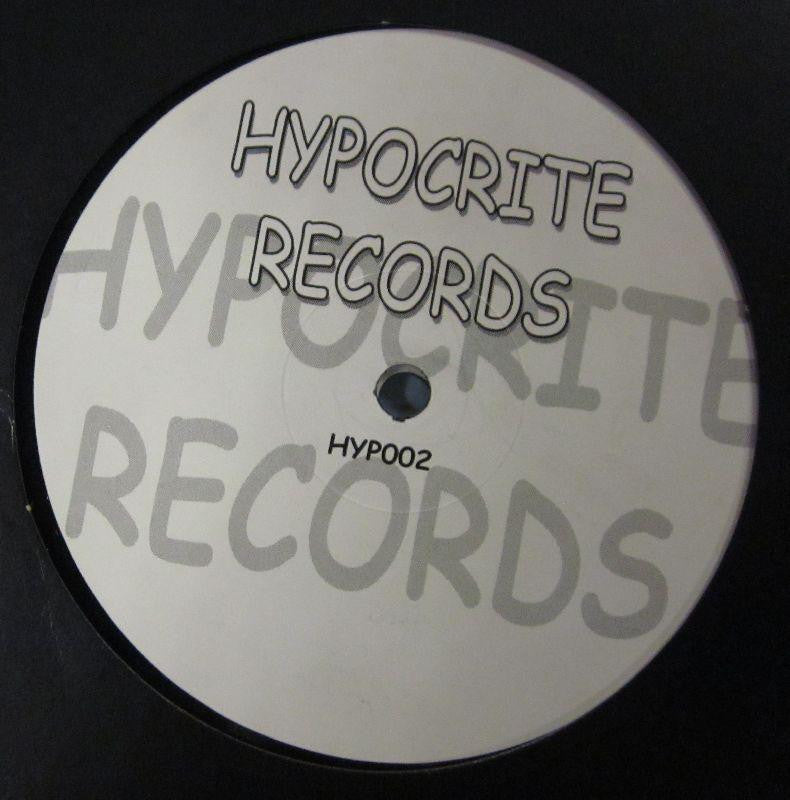 "Spacecorn-Axel F-Hypocrite-12"" Vinyl"