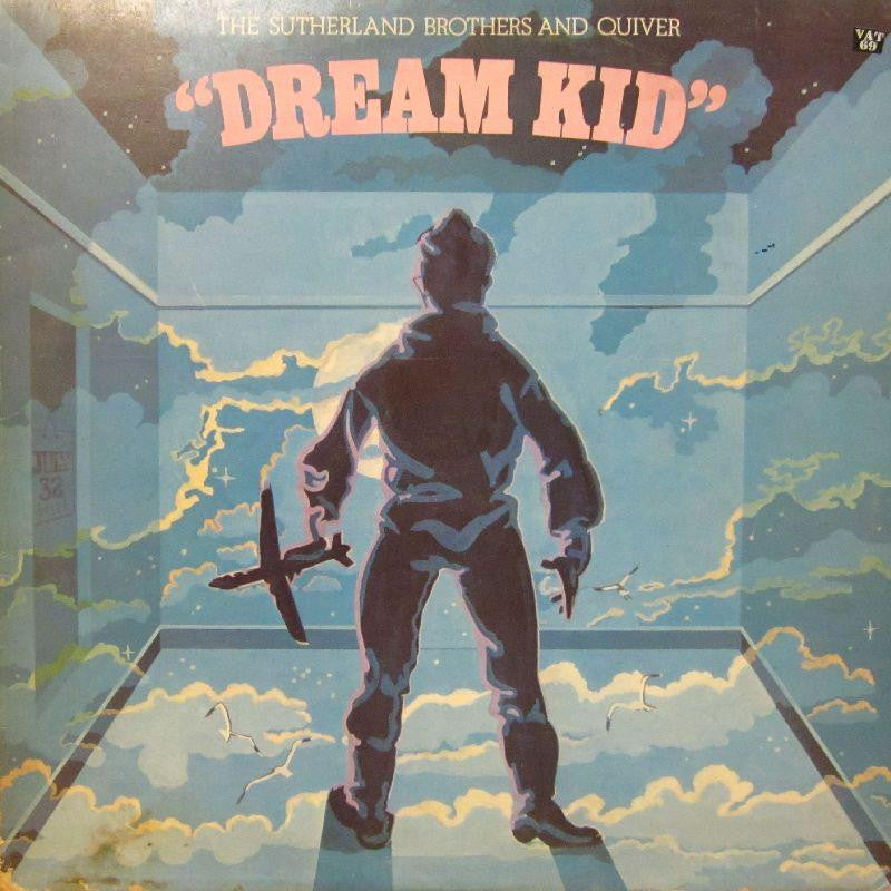 Sutherland Brothers & Quiver-Dream Kid-Island-Vinyl LP