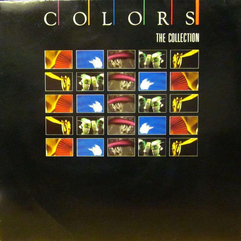 Colors-The Collection-Kewest-Vinyl LP