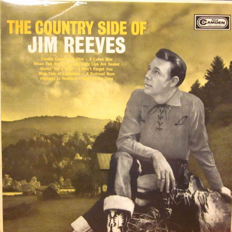 Jim Reeves-The Country Side Of-RCA-Vinyl LP