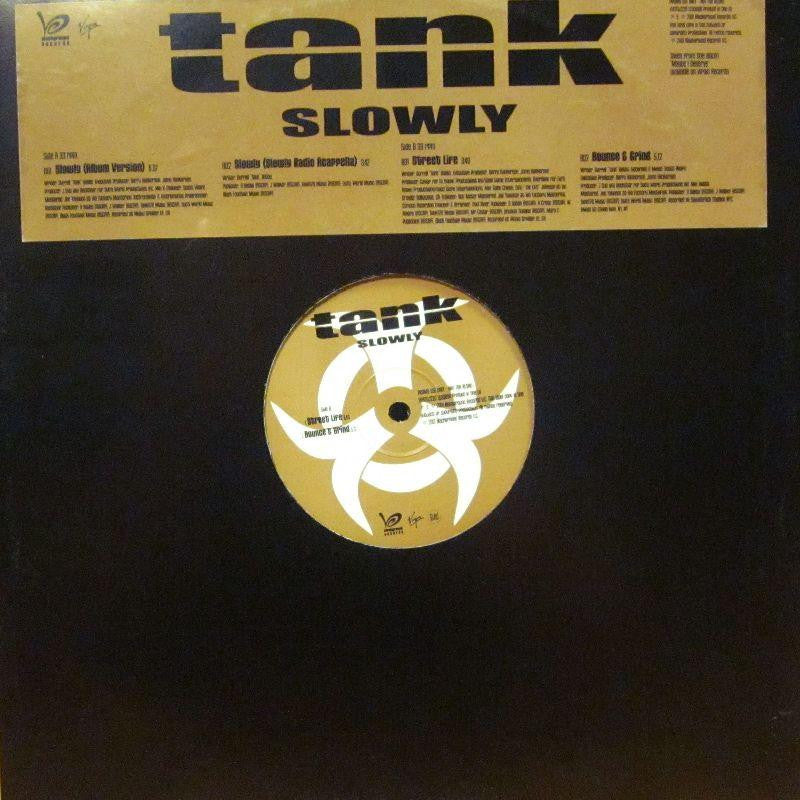 "Tank-Slowly-Virgin-12"" Vinyl"