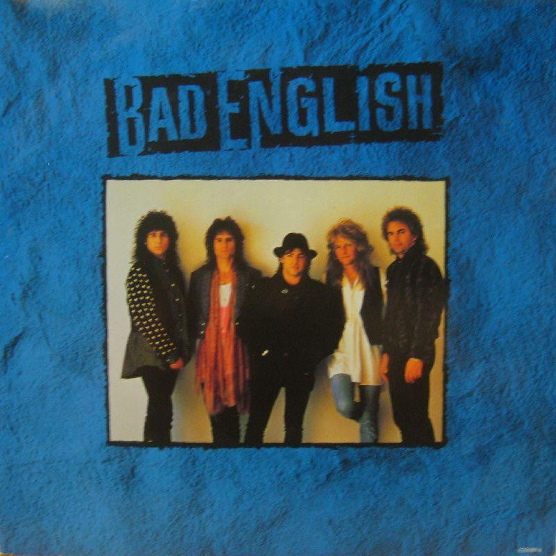 "Bad English-Forget Me Not-Epic-12"" Vinyl"