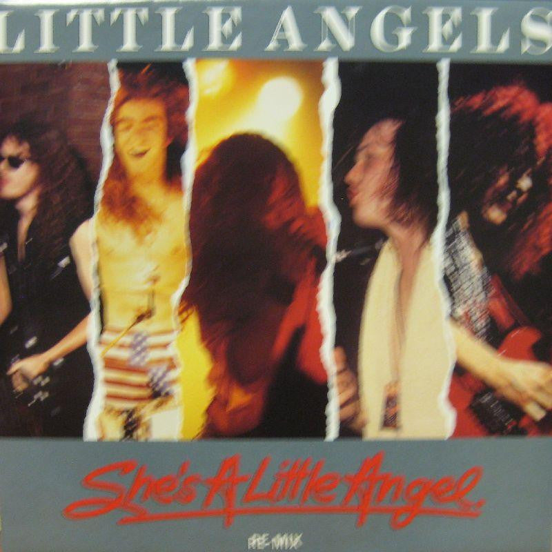 "Little Angels-She's A Little Angel Re-Mix-Polydor-12"" Vinyl"