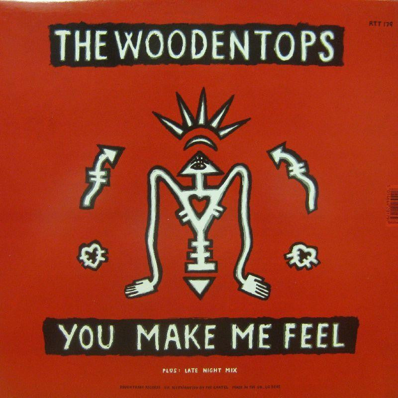 "The Woodentops-You Make Me Feel-Rough Trade-12"" Vinyl"