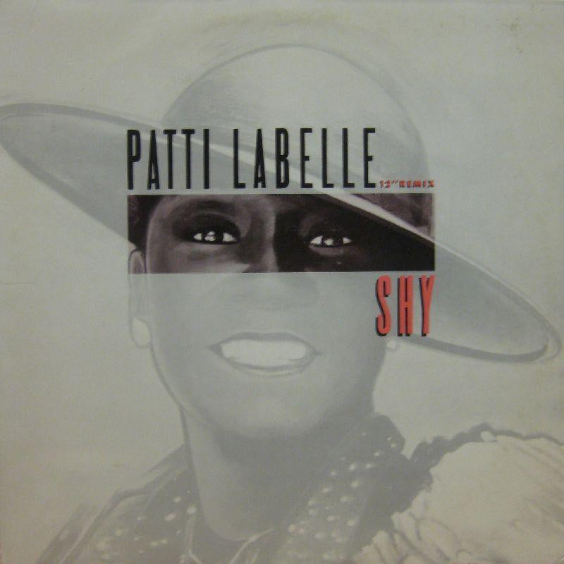 "Patti LaBelle-Shy Remix-Philadelphia International-12"" Vinyl"