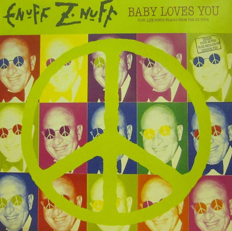"Enuff Z'nuff-Baby Loves You-Wea-10"" Vinyl"
