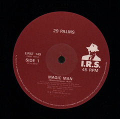 "Magic Man-IRS-12"" Vinyl P/S-VG/VG"