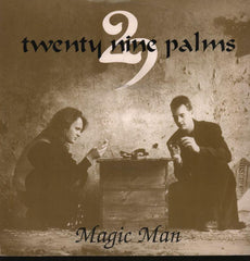 "29 Palms-Magic Man-IRS-12"" Vinyl P/S"