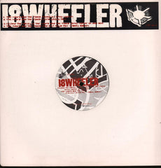 "18 Wheeler-The Hours And The Times-Creation-12"" Vinyl"