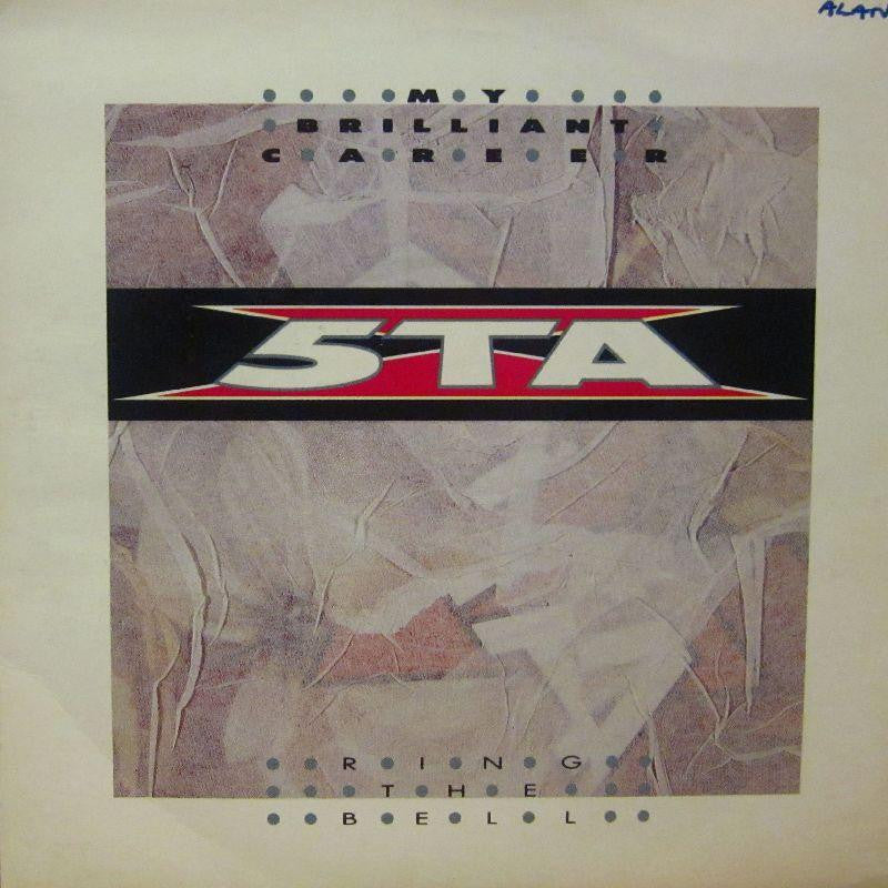 "5TA-My Brillant Career-Arista-7"" Vinyl P/S"