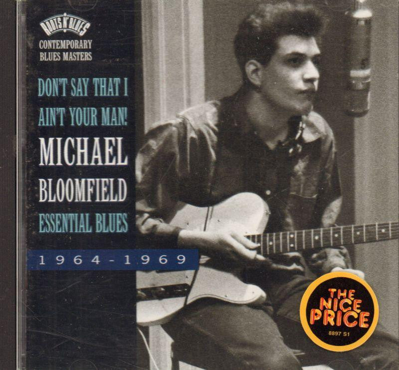 Michael Bloomfield-Essential Blues: Don't Say That-CD Album
