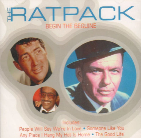 The Ratpack-Begin The Beguine-Musicbank-CD Album