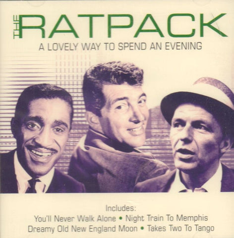 The Ratpack-A Lovely Way To Spend An Evening-Musicbank-CD Album