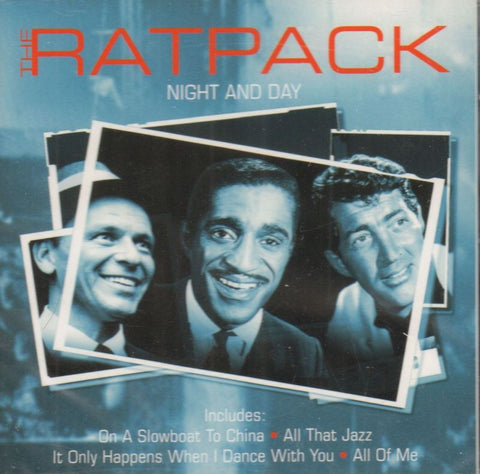 The Ratpack-Night And Day-Musicbank-CD Album