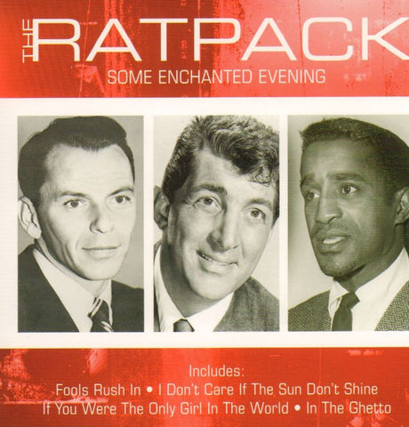 The Ratpack-Some Enchanted Evening-Musicbank-CD Album